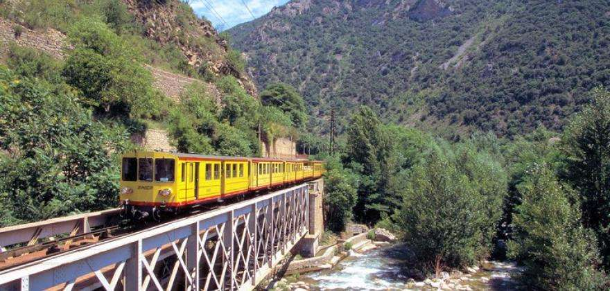 The Aspres and the Conflent